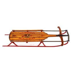 1928 Flexible Flyer E Series Junior Racer Sled