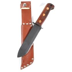Sheffield England M.O.D. Survival Bowie Knife