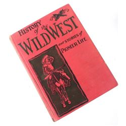 History of the Wild West by Buffalo Bill c. 1901
