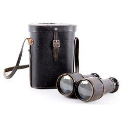 Antique French Field Binoculars