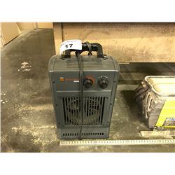 HONEYWELL PRO SERIES ELECTRIC SHOP HEATER