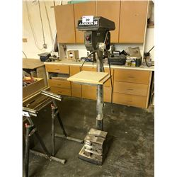 DELTA 14 R9603 VARIABLE SPEED UPRIGHT DRILL PRESS