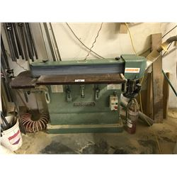 GENERAL INTERNATIONAL ABRASIVE BELT SANDER