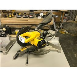 DEWALT  DW712 SLIDING COMPOUND MITER SAW
