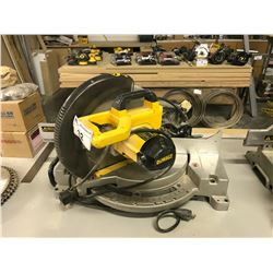 DEWALT DW705 COMPOUND MITER SAW