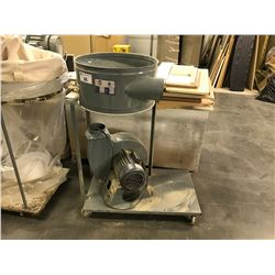 KING CANADA KC-3108C SINGLE DUST COLLECTOR( FOR PARTS)