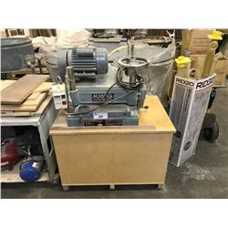 "KING INDUSTRIAL CT380C 15""  PLANER WITH CABINET"