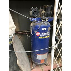 CAMPBELL HAUSFIELD 6 HP 60 GALLON UPRIGHT AIR COMPRESSOR