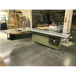 SCMI SI320 SLIDING BED 12   TABLE SAW