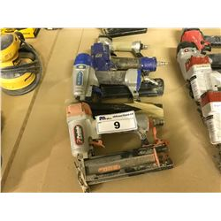 4 ASSORTED AIR NAILERS