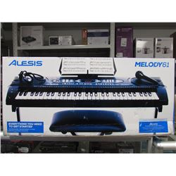 ALESIS MELODY 61 KEY PORTABLE KEYBOARD PIANO