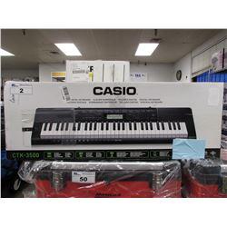 CASIO CTK-3500 DIGITAL KEYBOARD PIANO