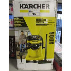 KARCHER WD 5 P WET/DRY VACUUM CLEANER