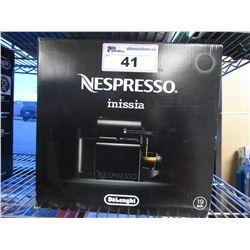 DELONGHI NESPRESSO INISSIA COFFEE MAKER