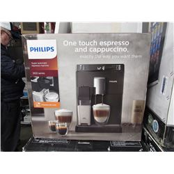 PHILIPS 3100 SERIES ESPRESSO/CAPPUCCINO  MAKER