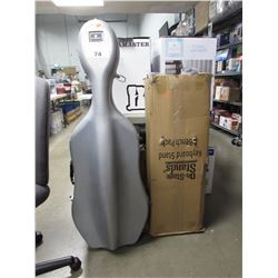 CROSS ROCK CELLO CASE & ON STAGE KEYBOARD STAND/BENCH
