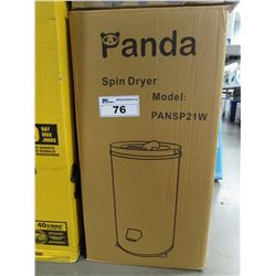 PANDA PANSP21W SPIN DRYER