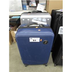 SWISS GEAR HARDSHELL SUITCASE & ATLANTIC TRIBUTE 2 HARD SHELL SUITCASE