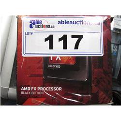 AMD FX 8350 BLACK EDITION 4.2 GHZ MAX TURBO CPU