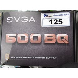 EVGA 600 BQ 600 WATT POWER SUPPLY