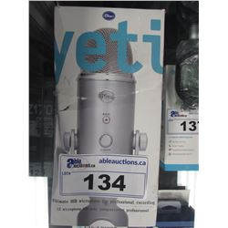 YETI ULTIMATE USB MICROPHONE