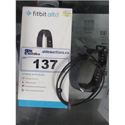 FITBIT ALTA FITNESS TRACKER & FITBIT BLAZE FITNESS WATCH