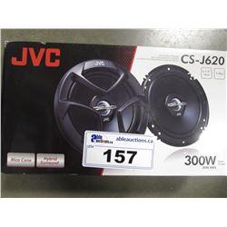 JVC CS-J620 300 WATT CAR STEREO SPEAKER