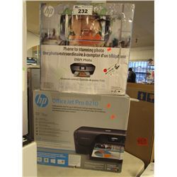HP ENVY 7155 PHOTO PRINTER & HP OFFICEJET PRO 8210 PRINTER