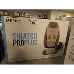 HOMEDICS SHIATSU PRO PLUS BACK MASSAGER