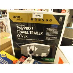 OVER DRIVE POLY PRO 3 TRAVEL TRAILER COVER