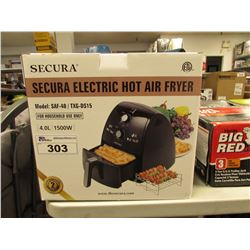 SECURA ELECTRIC HOT AIR FRYER SAF-40