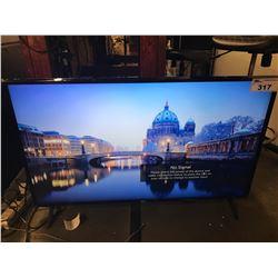 "LG 43"" SMART UHD TV MODEL 43UK6300BUB"