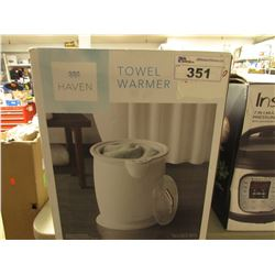 HAVEN TOWEL WARMER