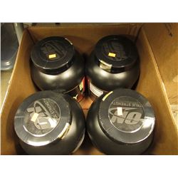4 ON GOLD STANDARD WHEY PROTEIN 2.27 KG TUBS