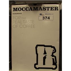 MOCCAMASTER COFFEE MACHINE