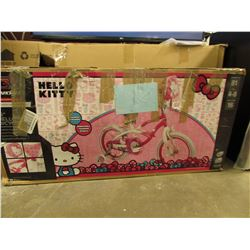 "DYNACRAFT 16"" HELLO KITTY BICYCLE"