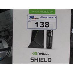 NVIDIA SHIELD 4K HDR ANDRIOD TV