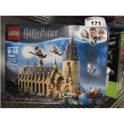 LEGO HARRY POTTER HOGWARTS GREAT HALL - 75954