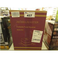 MODELMASTER FOLDABLE FOOD STEAMER