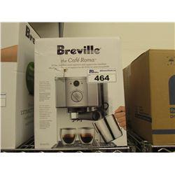 BREVILLE CAFE ROMA CAPPUCCINO MAKER