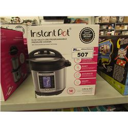 INSTANT POT 10-IN-1 MULTI USE PROGRAMMABLE 6 QUART PRESSURE COOKER