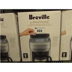 BREVILLE THE GRIND CONTROL SYSTEM