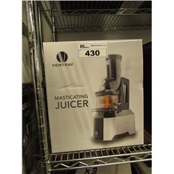 VENTRAY MASTICATING JUICER