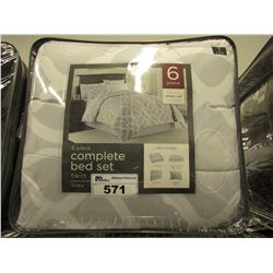 KILEY TWIN SIZE BED SET