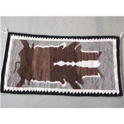 """Navajo Blanket- 55""""L X 28""""W"""