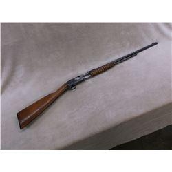 Remington Model 12-A Rifle- Pump- Takedown- .22 S-L-LR- #RW 525680