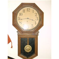 Hanging Wall Clock- All There