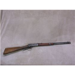 "Winchester Model 1894 Carbine- .25-35 WCF Shotgun Buttplate- 20"" Barrel- Receiver Has Been Repaired"