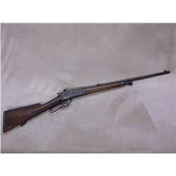 """Winchester Model 1886 Short Mag Rifle- .33 WCF- Stock Replaced With Butt Pad- 24"""" Barrel- #132605"""
