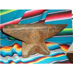 Vulcan Anvil- Registered US Patent #9- 75-80 LBS